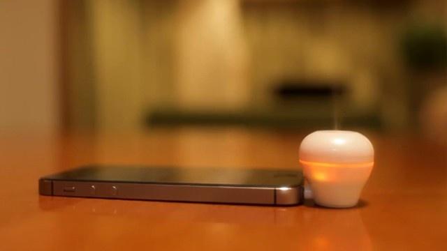 Scentee, un dispozitiv ce transformă notificările în… mirosuri [VIDEO]