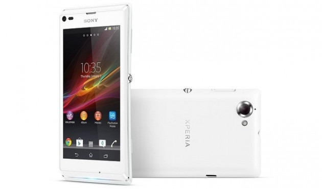 Sony Xperia L Android