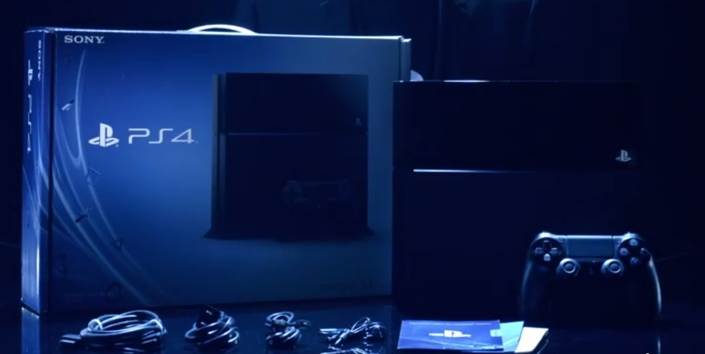 Sony face un unboxing oficial PS4, inspirat de Daft Punk [VIDEO]