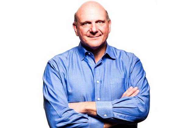 Steve Ballmer CEO Microsoft Demisie