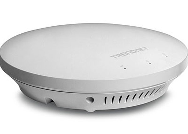 TRENDNet a lansat un access point wireless cu un design mult mai practic