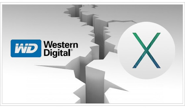 Western Digital are incompatibilitati majore cu OSX Mavericks