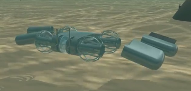 drona zboara merge inoata multi-modal vehicle