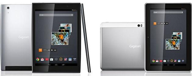 Gigaset se apucă de tablete cu Android performante