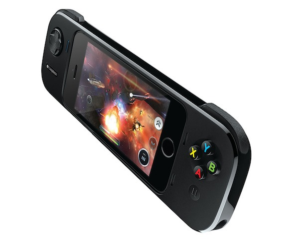 Logitech PowerShell, un nou controller de gaming pentru iDevice-uri [+VIDEO]