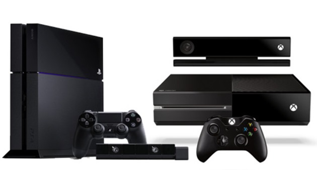 microsoft Xbox One sony ps4 Playstation 4