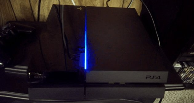 ps4-blue-light-of-death RROD defect playstation