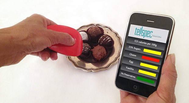 TellSpec este un gadget care îţi spune ce ai în mâncare [VIDEO]