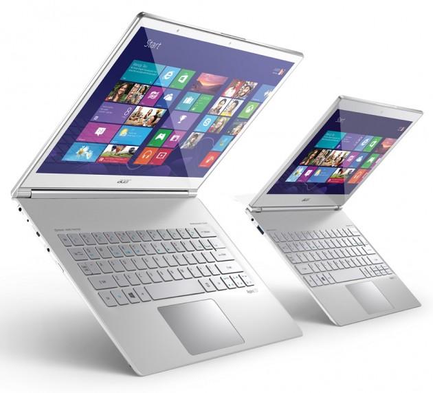 Top Laptop Acer Aspire S7