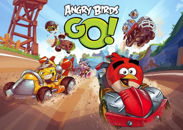 Angry Birds GO! iOS Windows Phone Android download