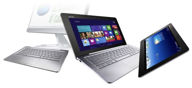 Asus Transformer Book Trio Top laptop