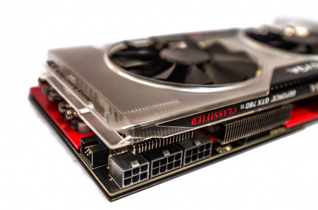 EVGA GeForce GTX 780 Ti Classified Kingpin