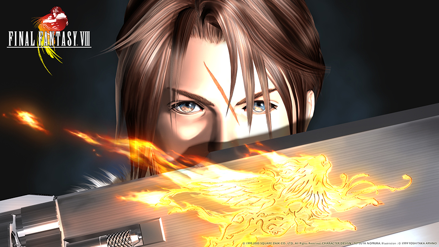 Final Fantasy VIII disponibil ca download pentru utilizatorii de PC [VIDEO]