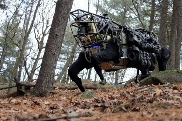 Google Boston Dynamics