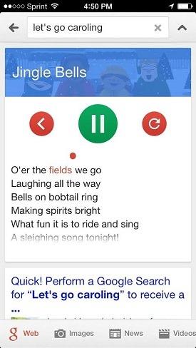 Un nou ou de Paşti ascuns online: Google ne invită la colinde pe mobile