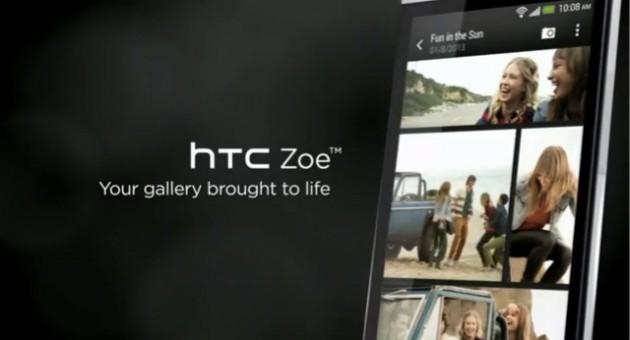 HTC-Zoe