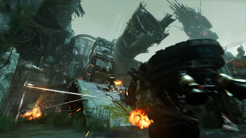 Hawken, Shooter-ul Free-To-Play, primește o nouă hartă [VIDEO]