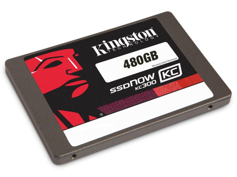 Kingston KC300, un SSD cu criptare și management