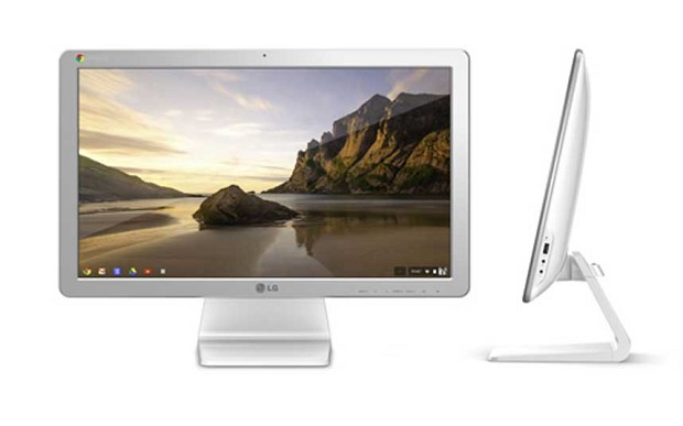 LG All-In-One Chrome OS 2