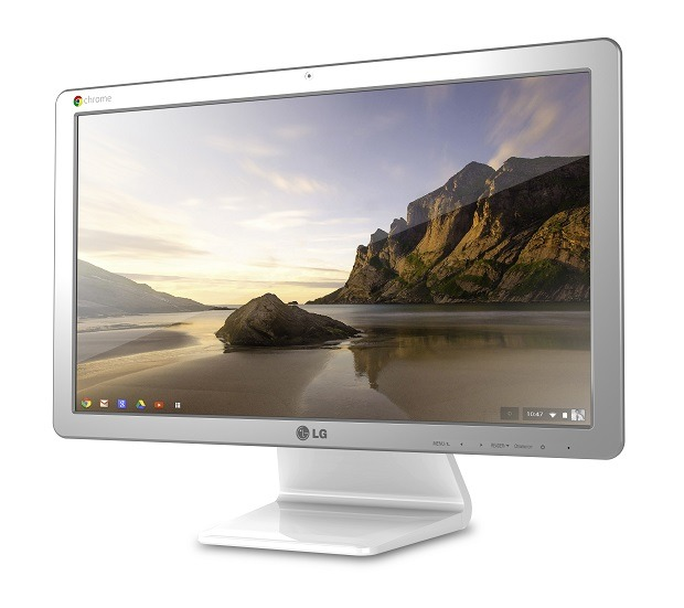 LG All-In-One Chrome OS
