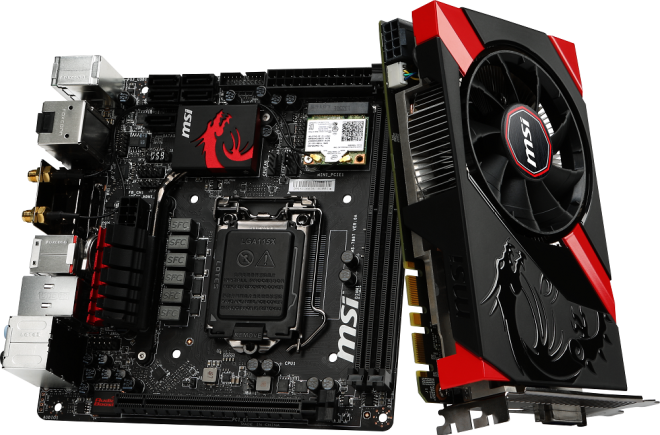 MSI Z87I GAMING AC & GTX 760 – Un kit de gaming mini ITX