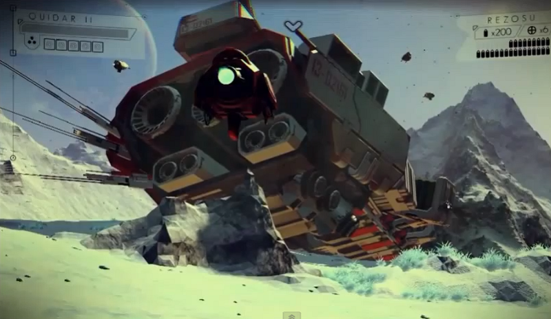 No Man's Sky își face apariția la VGX Awards cu un trailer deosebit [VIDEO]