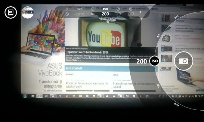 Aplicaţia Nokia Camera este disponibilă în beta pentru WP8