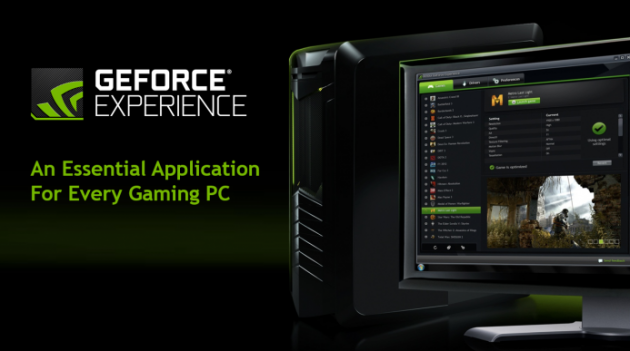 Nvidia GeForce-Experience