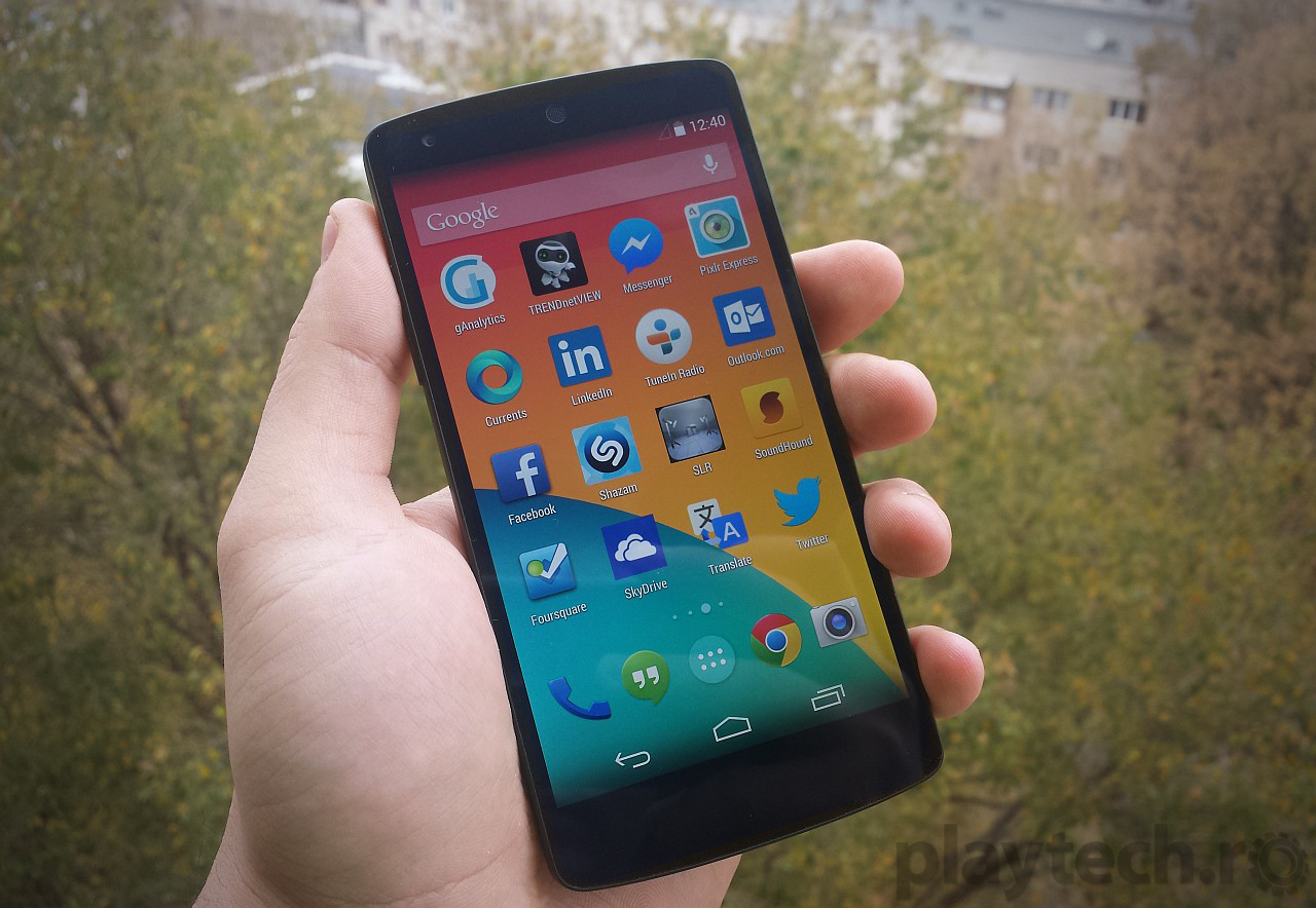 Review Google Nexus 5
