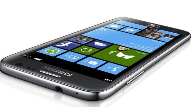 Un nou terminal Samsung… Windows Phone 8?