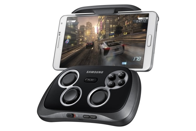 Samsung Galaxy Gamepad Android game controller