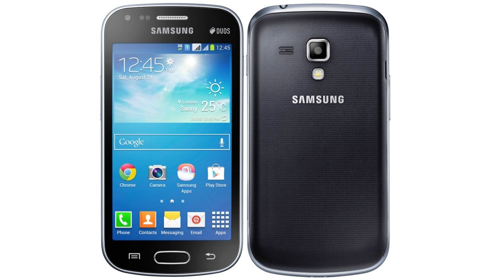 Samsung Galaxy S Duos 2 specificatii