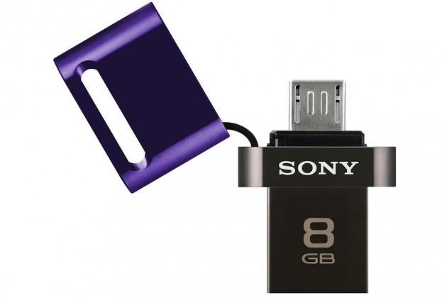 Sony Micro USB Flash Drive Dual USB Drive