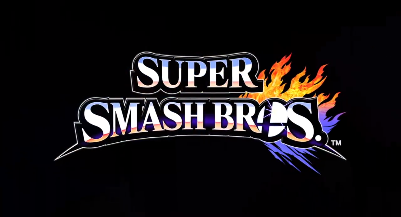 Super Smash-Bros Wii U 3DS