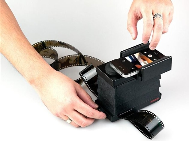 Top 10 Accesorii iPhone Lomography Smartphone Film Scanner
