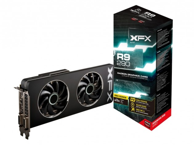 XFX Radeon R9 290 Double Dissipation