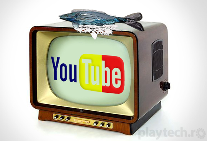 YouTube Romania top Video 2013