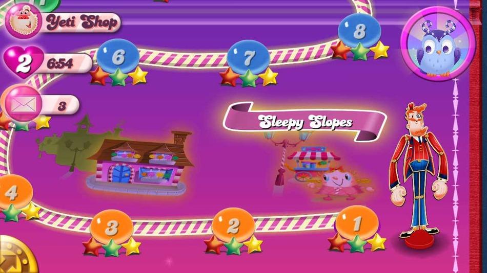 Candy Crush Saga nu se mai termină niciodată, a apărut expansion-ul
