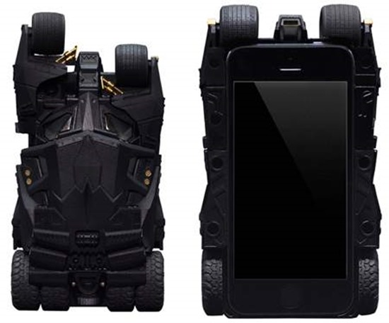 iOS Bat Mobile masina idevice iphone