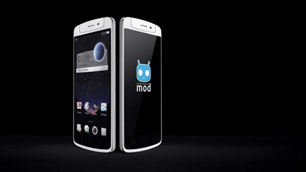 oppo-n1 cyanogenmod google play