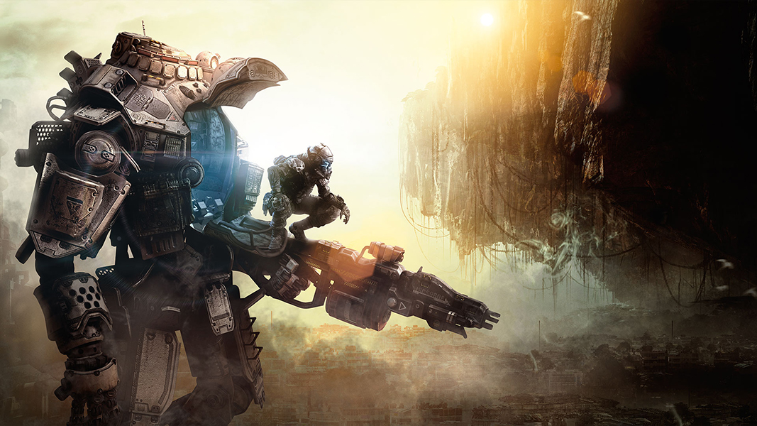 titanfall joc video