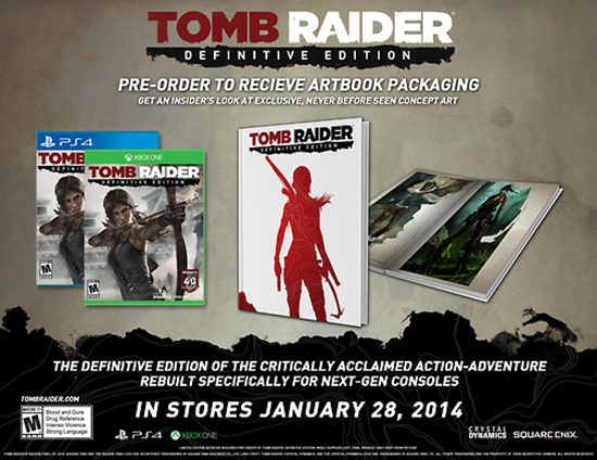 tomb raider definitive edition ps4 xbox one