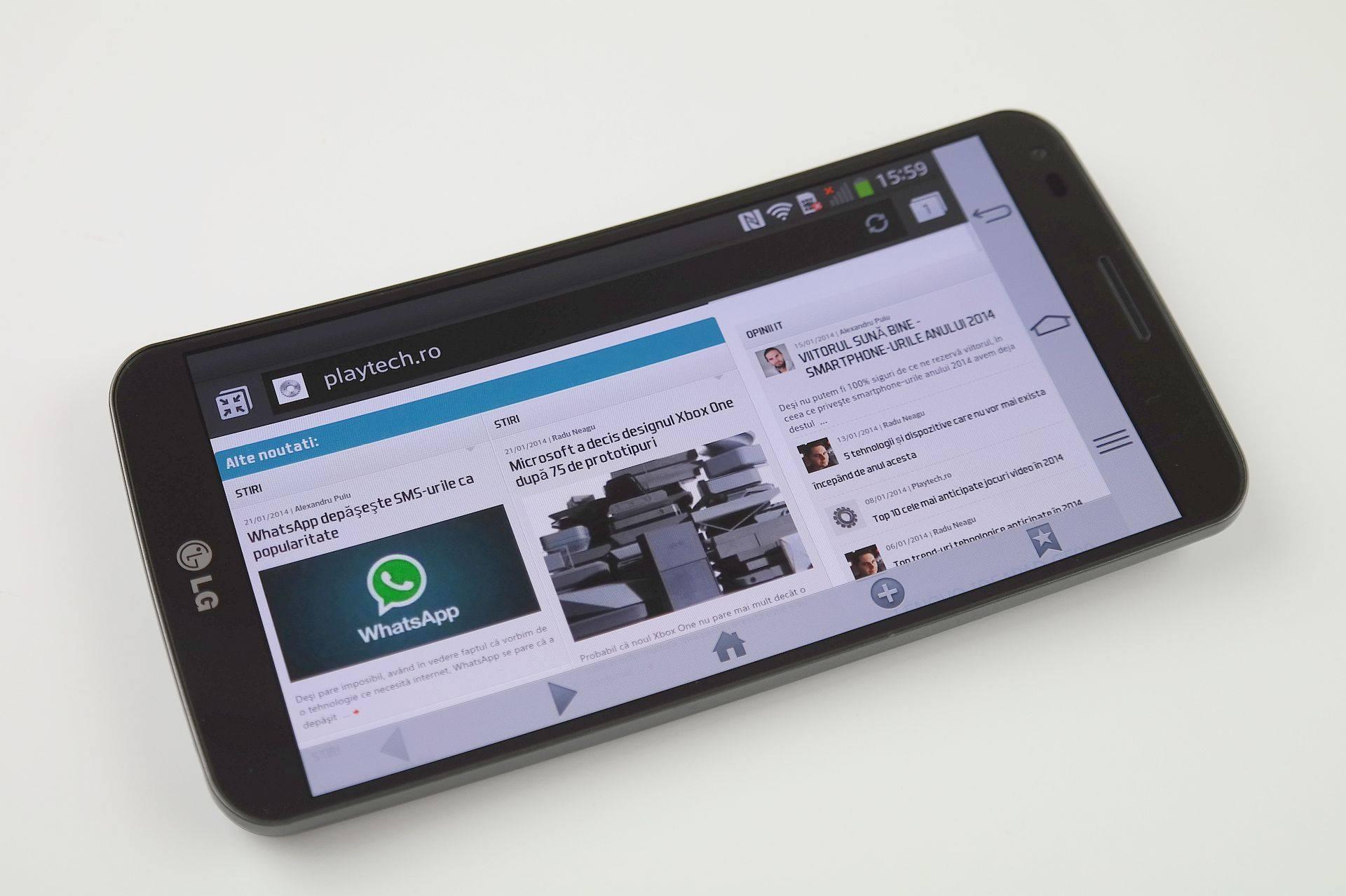 Smartphone LG G Flex