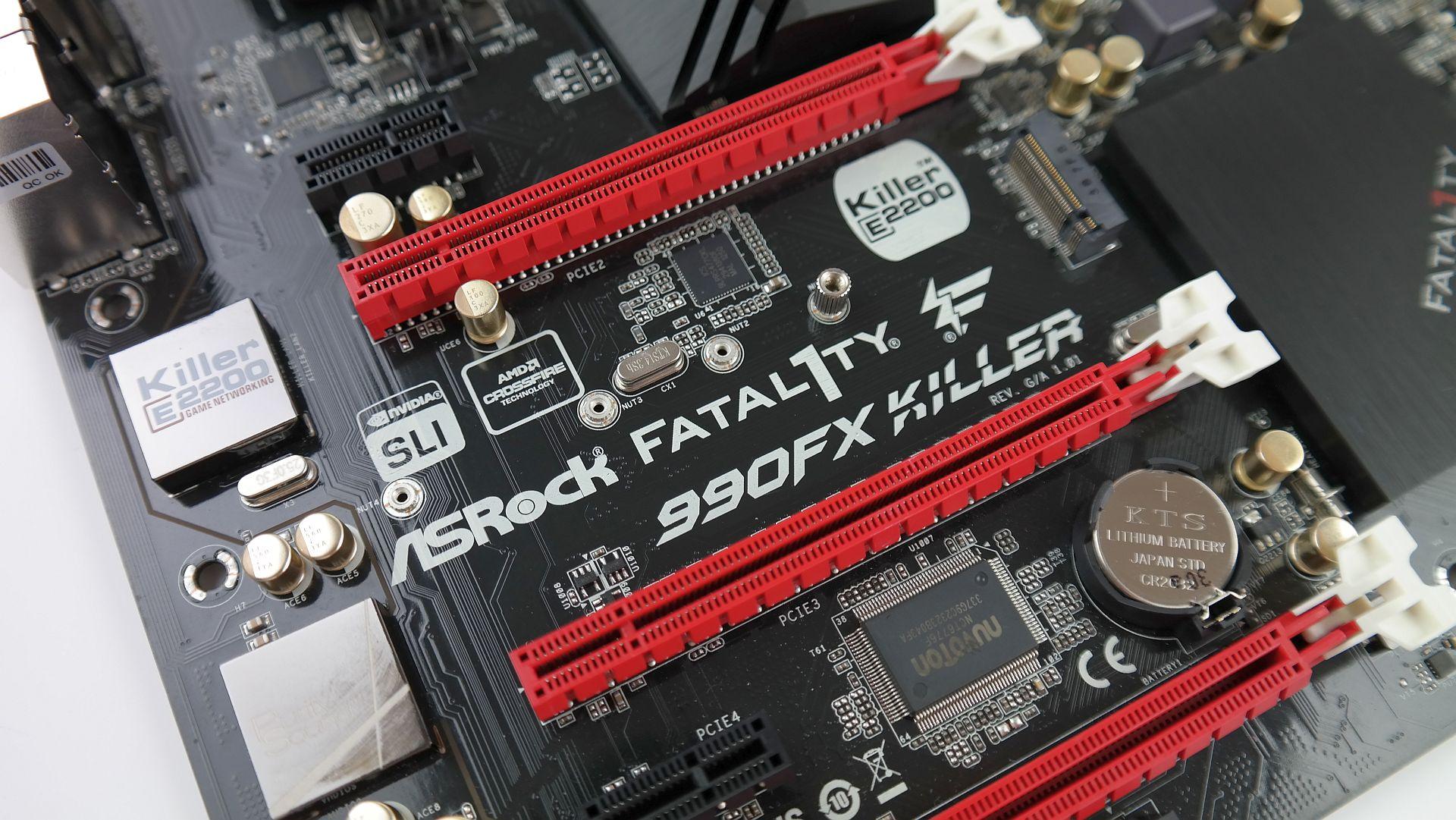 ASRock Fatal1ty 990FX Killer – Construită de gameri pentru gameri [REVIEW]