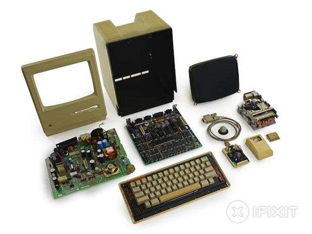 Apple Macintosh iFixit