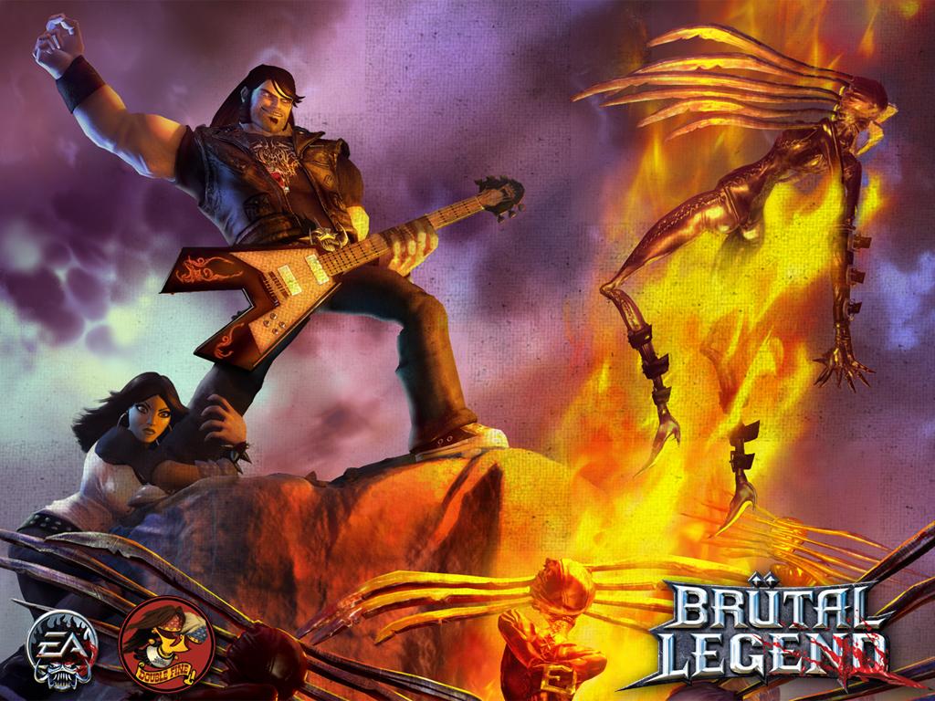 Brutal Legend ar putea beneficia în curând de o nouă versiune