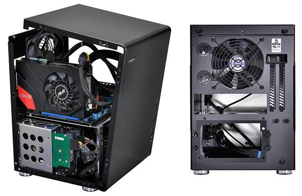 Carcasa PC-Q33 Mini-ITX