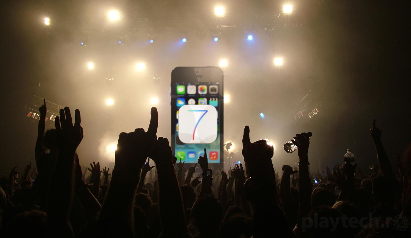 Cum a ajuns iOS 7 cel mai popular sistem de operare pentru mobile?