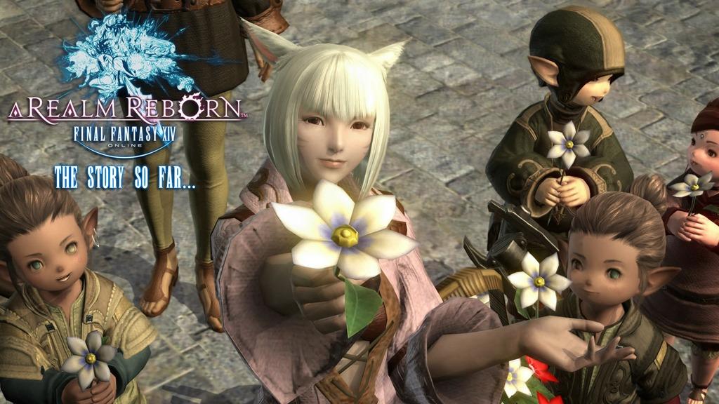 Final Fantasy XIV este cel mai potrivit joc pentru persoanele cu handicap