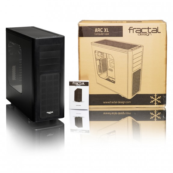 Fractal Design ARC XL Cutie
